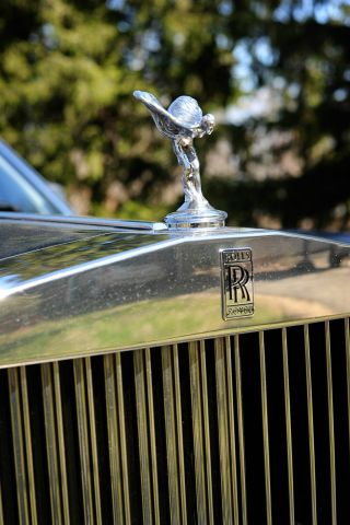 Rolls Royce Silver Spur 1989 Car Bentley photo