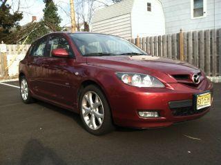 2008 Mazda 3 photo
