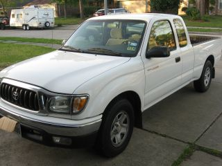 2004 Toyota Tacoma Sr5 Extra Cab 4cl 2.  4 Auto photo