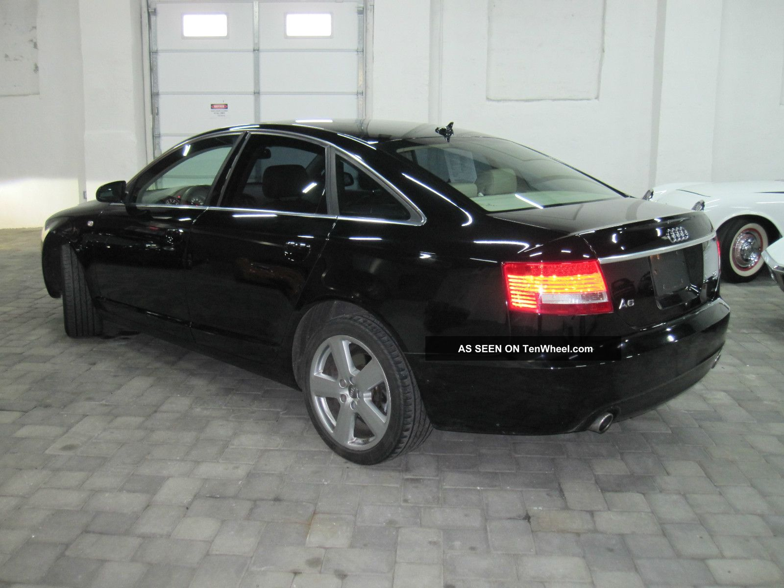 2008 audi a6 quattro awd s line 4 door 3 2l roof bose. Black Bedroom Furniture Sets. Home Design Ideas