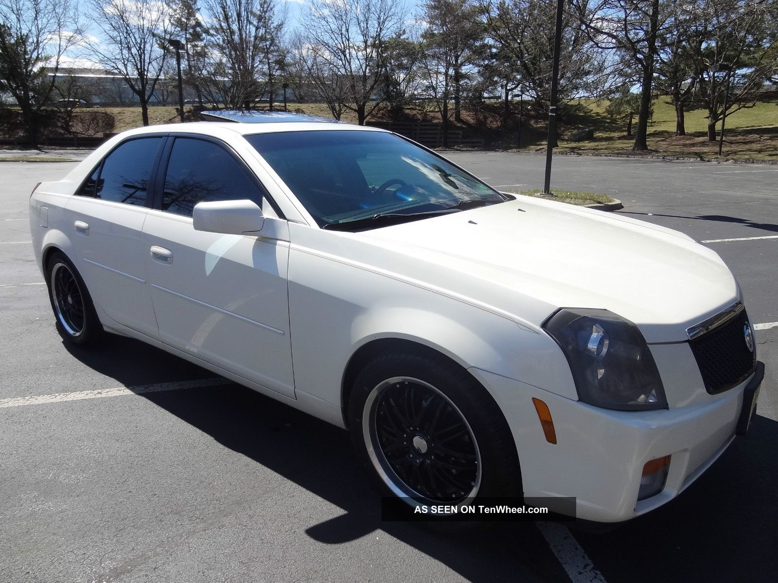 2004 cadillac cts 3 6l specs dallas. Black Bedroom Furniture Sets. Home Design Ideas
