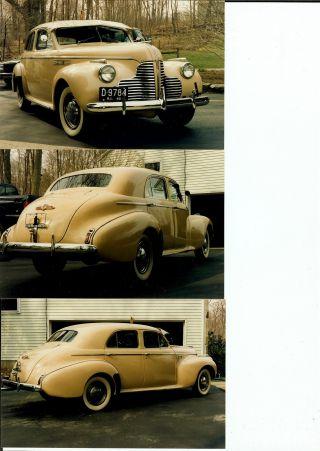 1940 Buick, ,  4 Door Sedan - Older Restoration - Runs Well photo