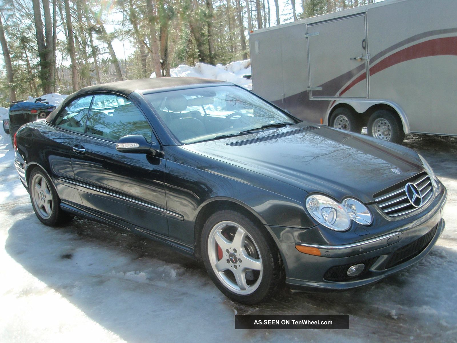 2004 mercedes benz clk convertible loaded w opt ex for 2004 mercedes benz clk 500