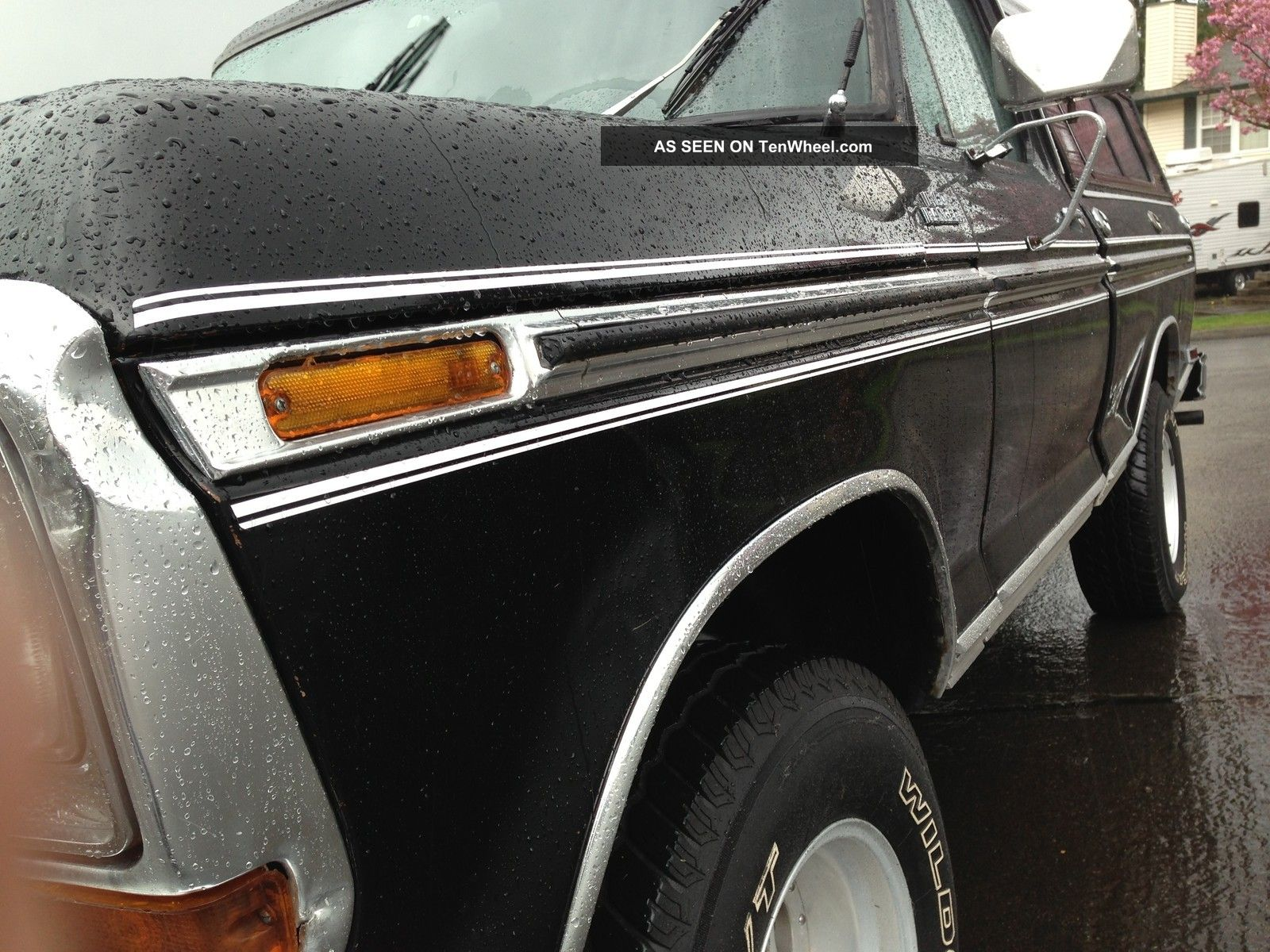 1979 Ford F-150 4x4 Short Bed