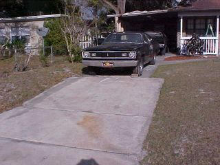 1970 Plymouth Duster 340 Matching Numbers Rare Fc7 Plum Crazy Purple Barn Find photo