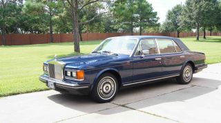 1988 Rolls - Royce Silver Spur photo