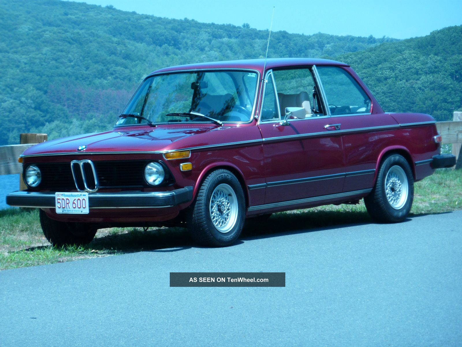 Completely 1976 Bmw 2002 Automatic 2002 photo