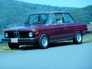 Completely 1976 Bmw 2002 Automatic photo