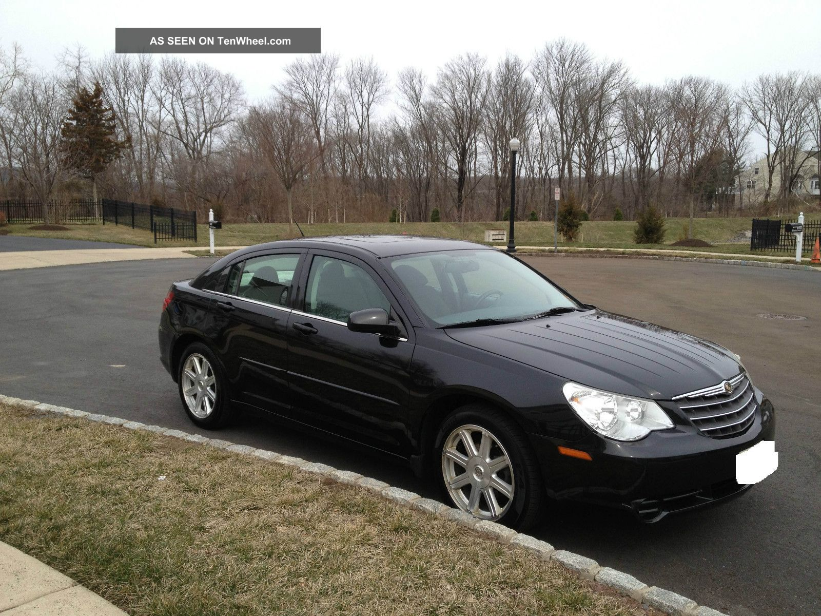 2007 chrysler sebring touring black remote start. Cars Review. Best American Auto & Cars Review
