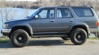 1995 Toyota 4runner Sr5 4cyl / 5 Speed Reman Motor / Tranny Never Beat photo