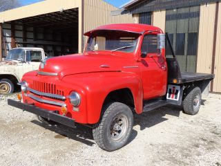 1950 International Harvester L Series 4x4 3 / 4 Ton photo