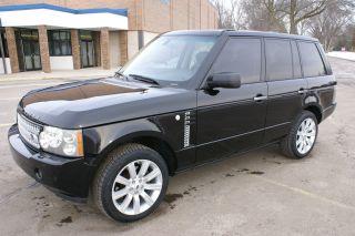 2006 Range Rover Hse photo