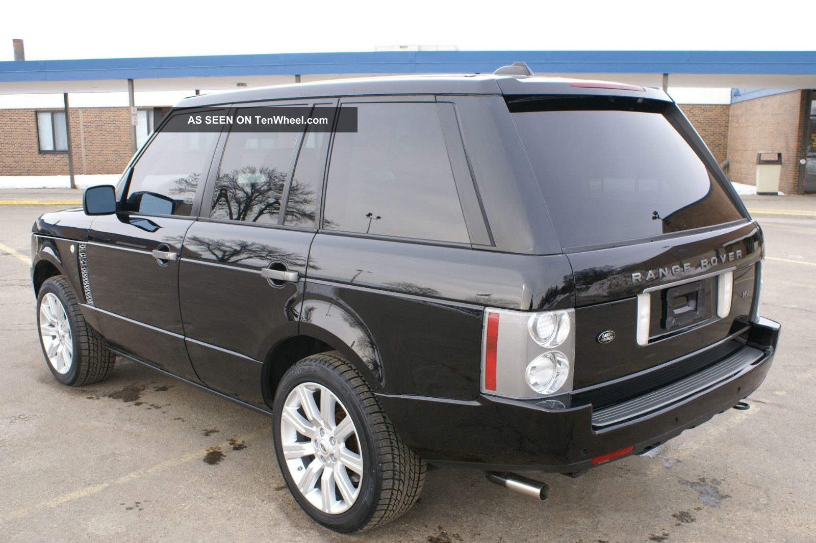 2006 range rover hse. Black Bedroom Furniture Sets. Home Design Ideas