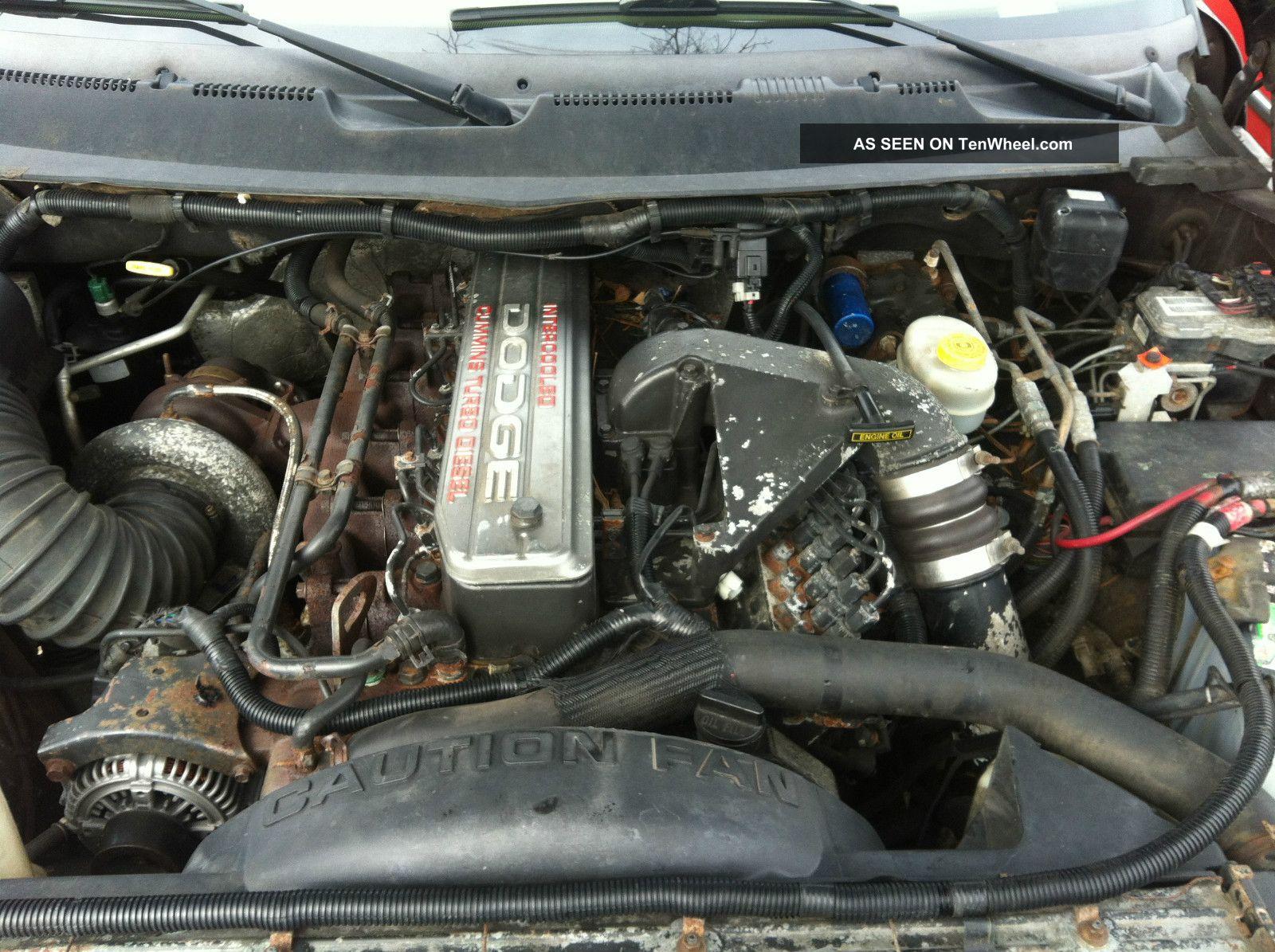 Ram Diesel Engine Options Autos Weblog