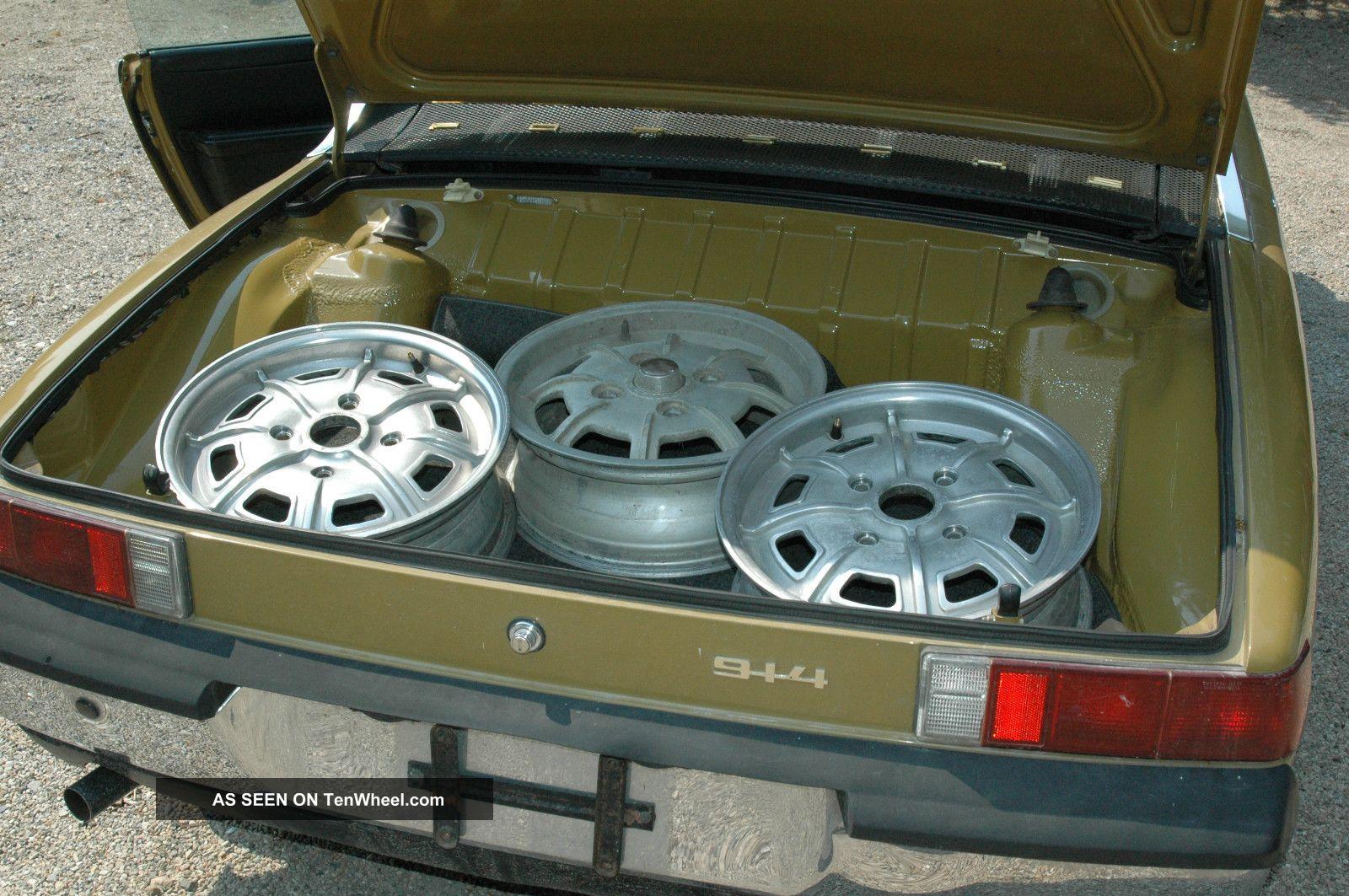 1972 914 4 Porsche 1 7l W 2l Engine