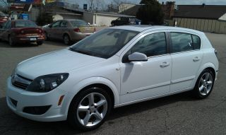 2008 Saturn Astra Xr Hatchback 4 - Door 1.  8l photo