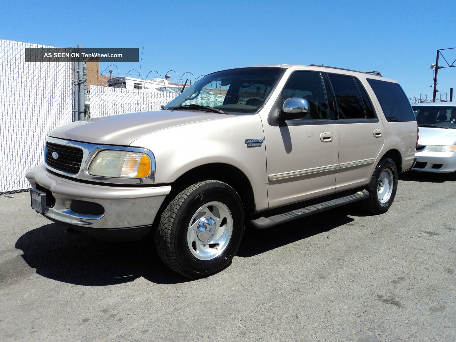 1997 ford expedition xlt sport utility 4 door 4 6l