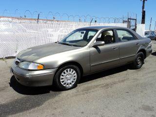 1999 Mazda 626 Lx Sedan 4 - Door 2.  0l, photo
