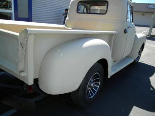 1953 Chevrolet Pickup Truck California Truck Hot Rod Rat Rod Pro Street photo