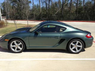 2008 Porsche Cayman W / Only 14k Mi + 2 Yr Cpo photo