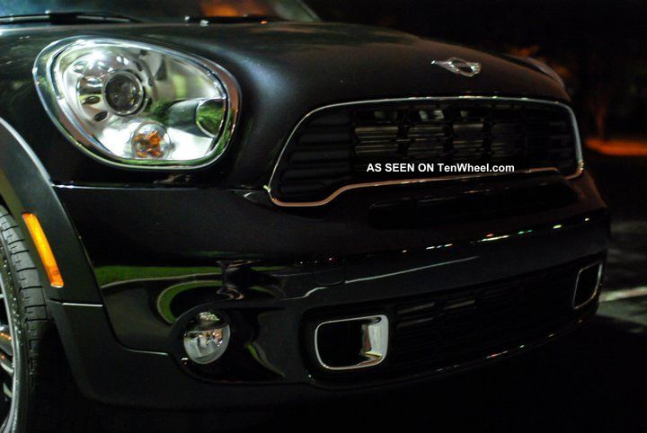 2011 mini cooper countryman s manual transmission. Black Bedroom Furniture Sets. Home Design Ideas