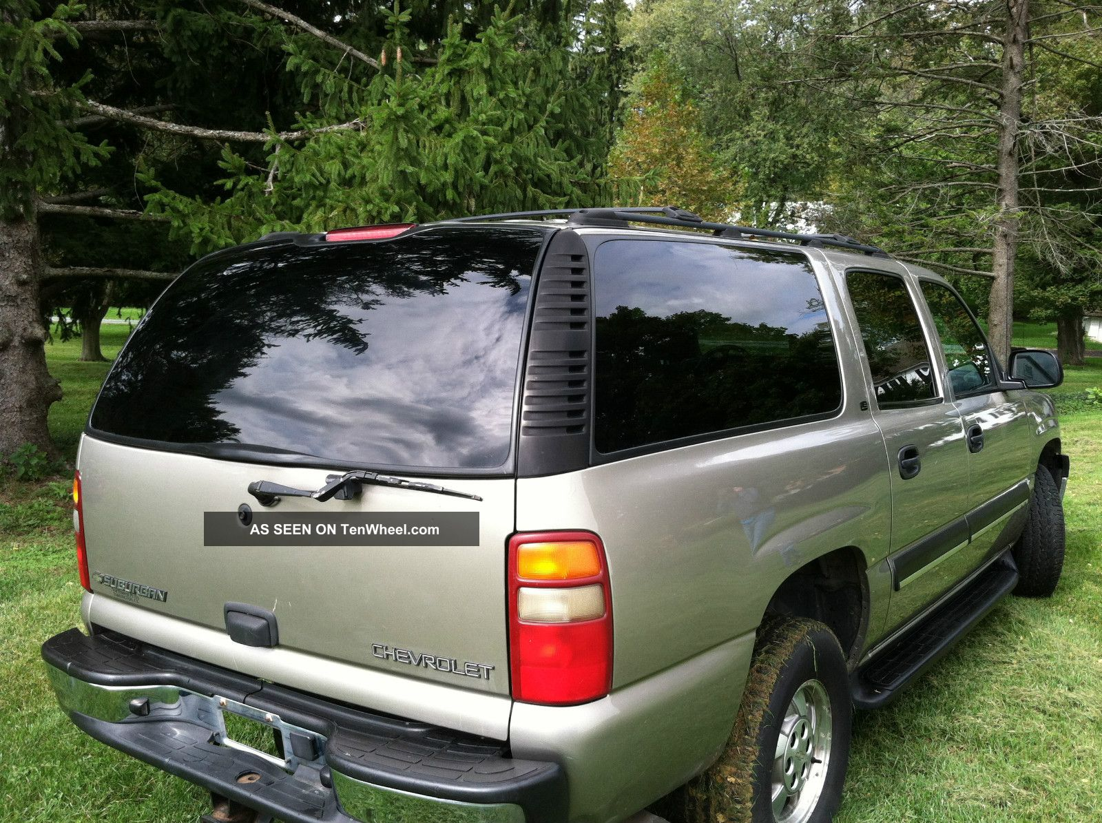 2002 chevrolet suburban 1500 autos weblog. Black Bedroom Furniture Sets. Home Design Ideas