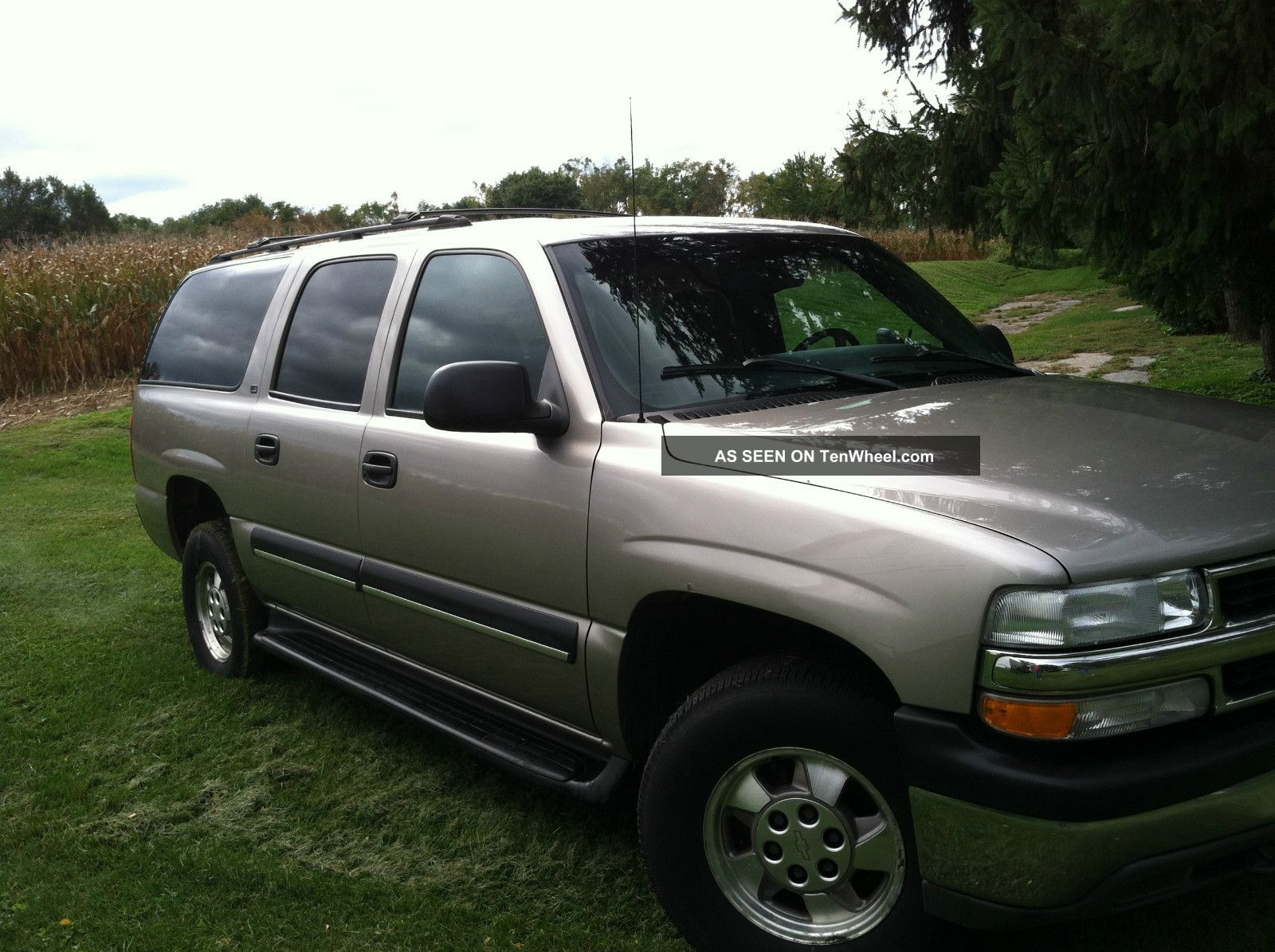 2002 chevrolet suburban 1500 ls sport utility 4 door 5 3l. Black Bedroom Furniture Sets. Home Design Ideas