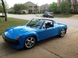 1975 Porsche 914 / 6 2.  7 Euro Powered Rocket - - 200+hp Carrera Engine / Suspension photo