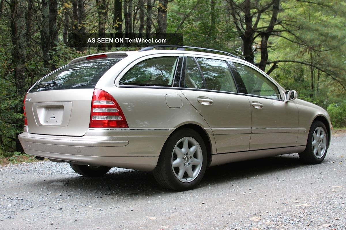 2003 mercedes benz c240 base wagon 4 door 2 6l. Black Bedroom Furniture Sets. Home Design Ideas