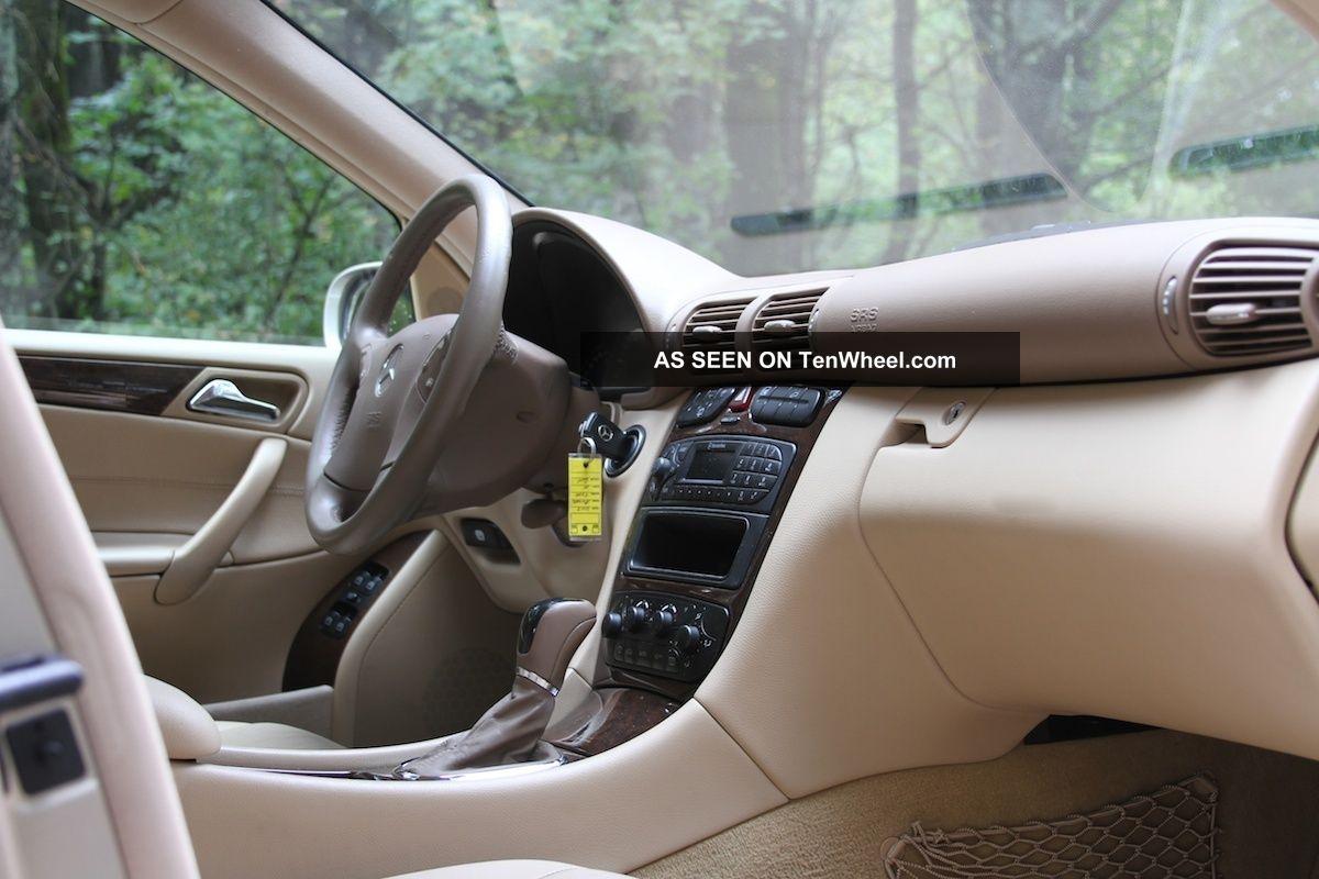 Mercedes Benz 2003 C240 Specs 2003 Mercedes Benz C240