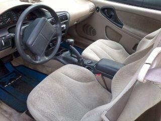 2002 Chevrolet Cavalier Ls Sport Coupe 2 - Door 2.  2l photo