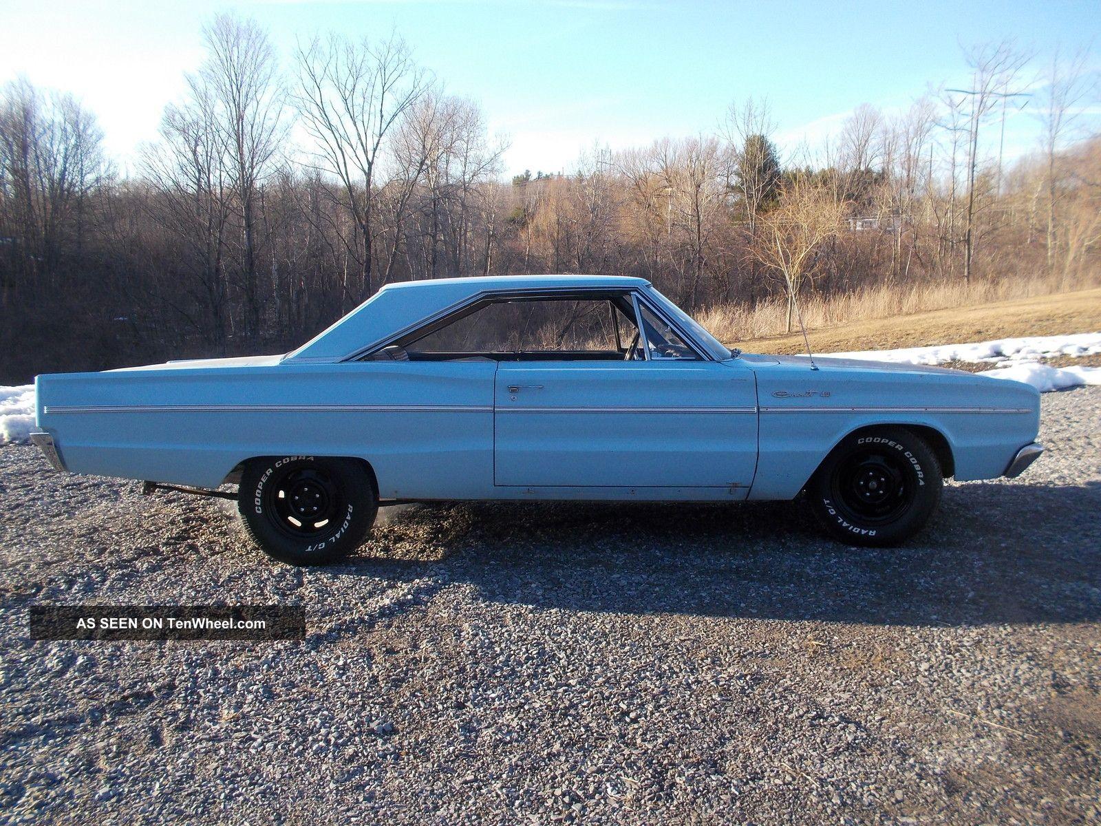 1966 Dodge Coronet 440 - 2 Door Hardtop - Hemi Mufflers: Coronet photo