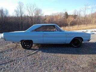 1966 Dodge Coronet 440 - 2 Door Hardtop - Hemi Mufflers: photo