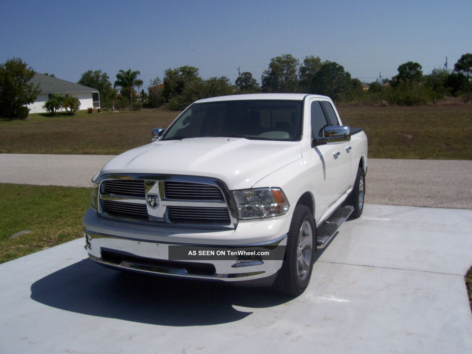 2012 dodge ram 1500 quad cab 4x4 slt big horn ram 1500 photo. Black Bedroom Furniture Sets. Home Design Ideas