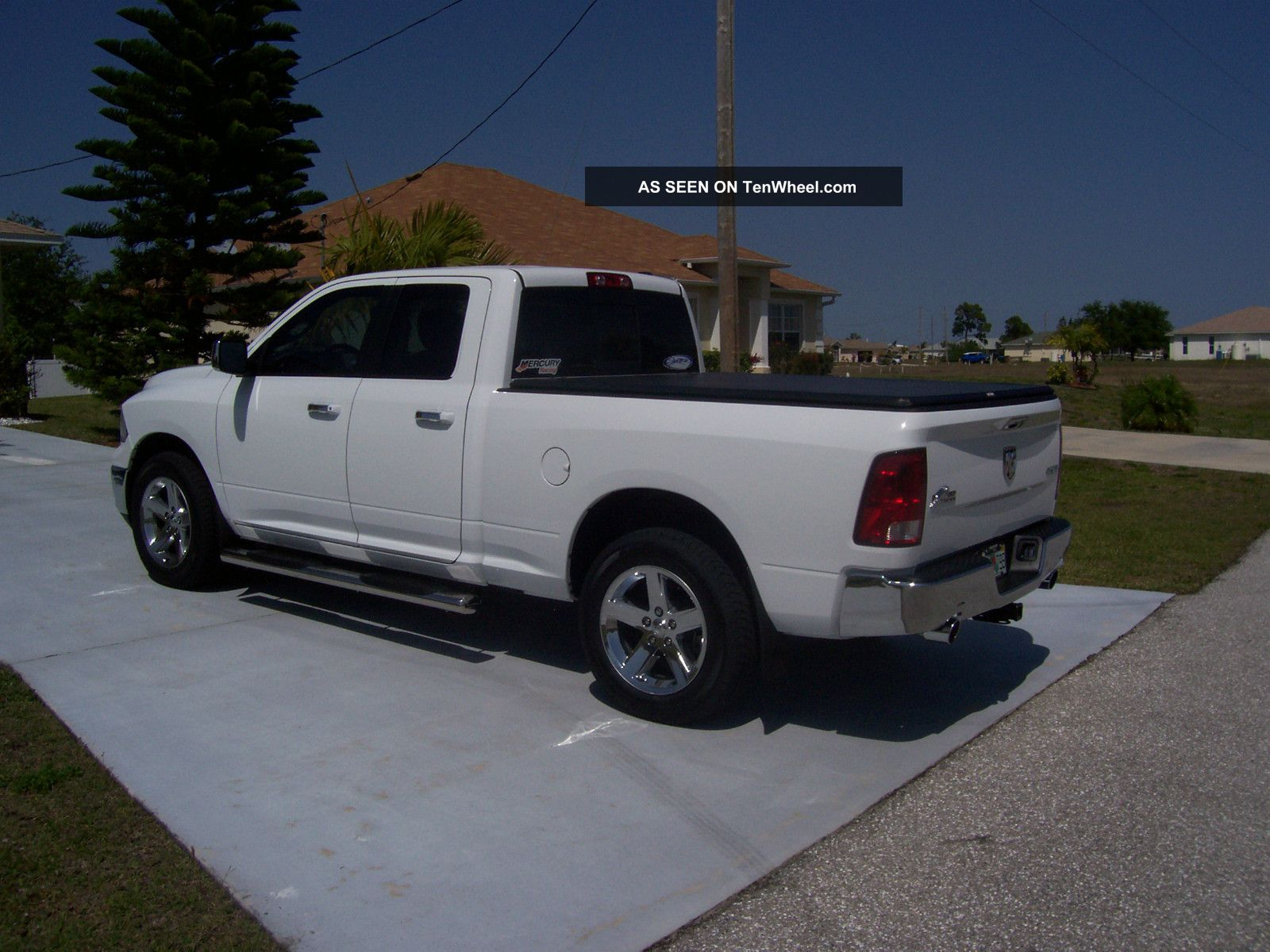 2012 dodge ram 1500 quad cab 4x4 slt big horn ram 1500 photo 3. Black Bedroom Furniture Sets. Home Design Ideas