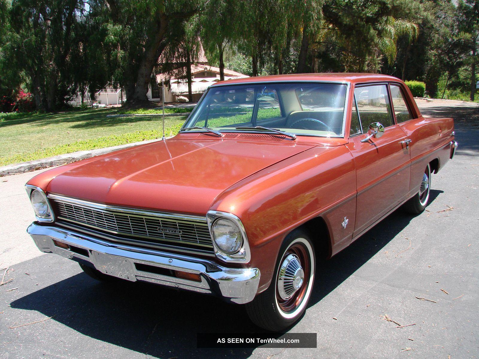 1966 L - 79 Nova Sedan Nova photo