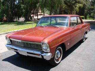 1966 L - 79 Nova Sedan photo