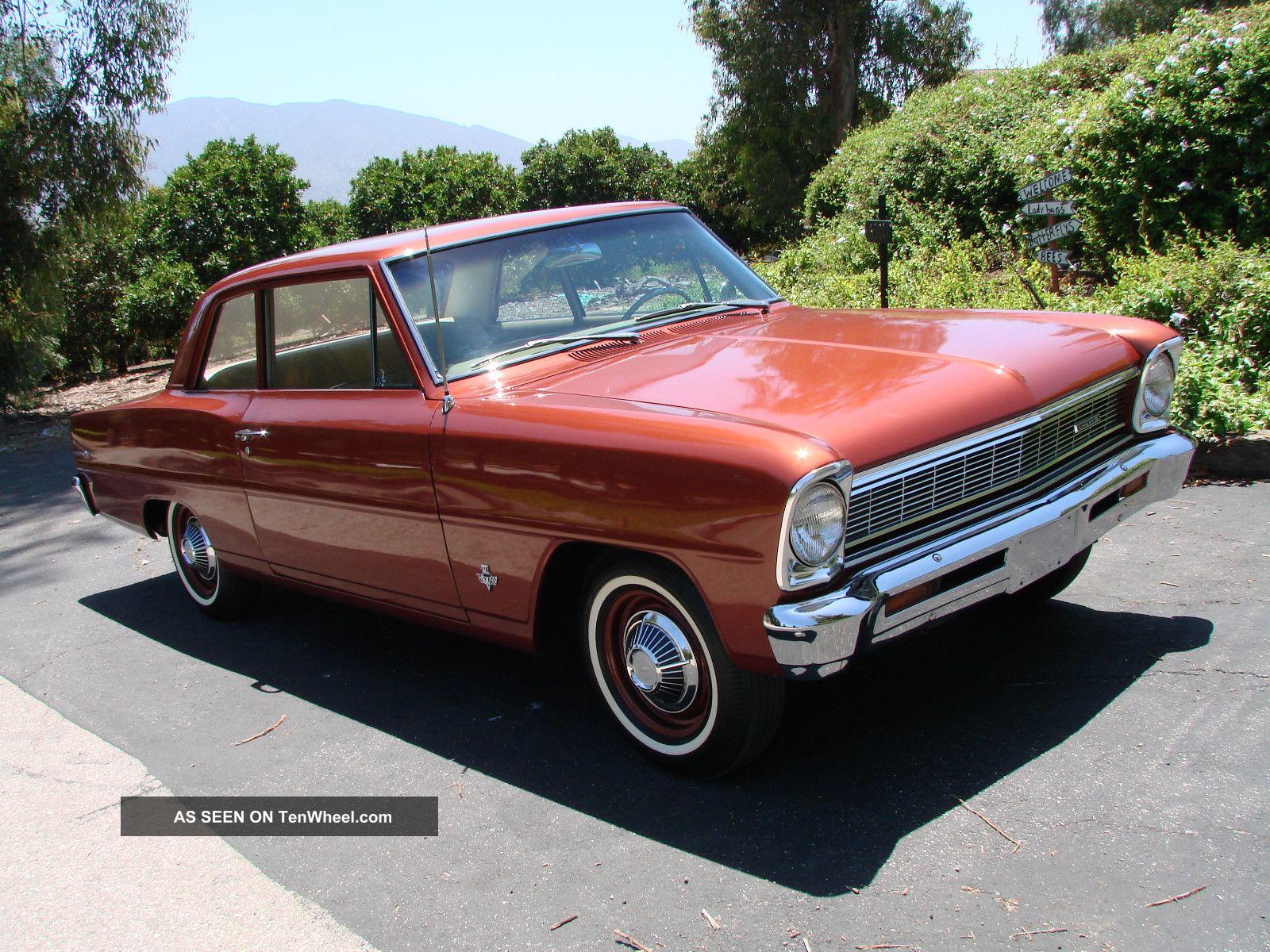 1966 L 79 Nova Sedan