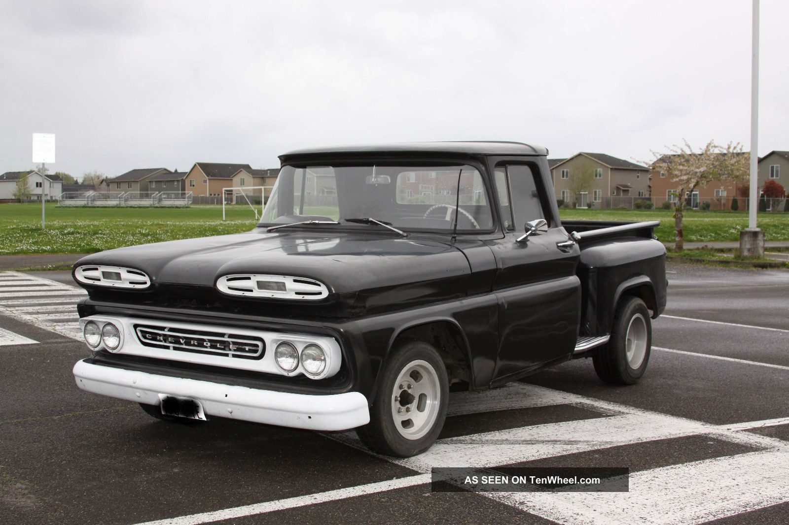 1961 Chevrolet Apache Save Our Oceans Chevy Pickup Truck