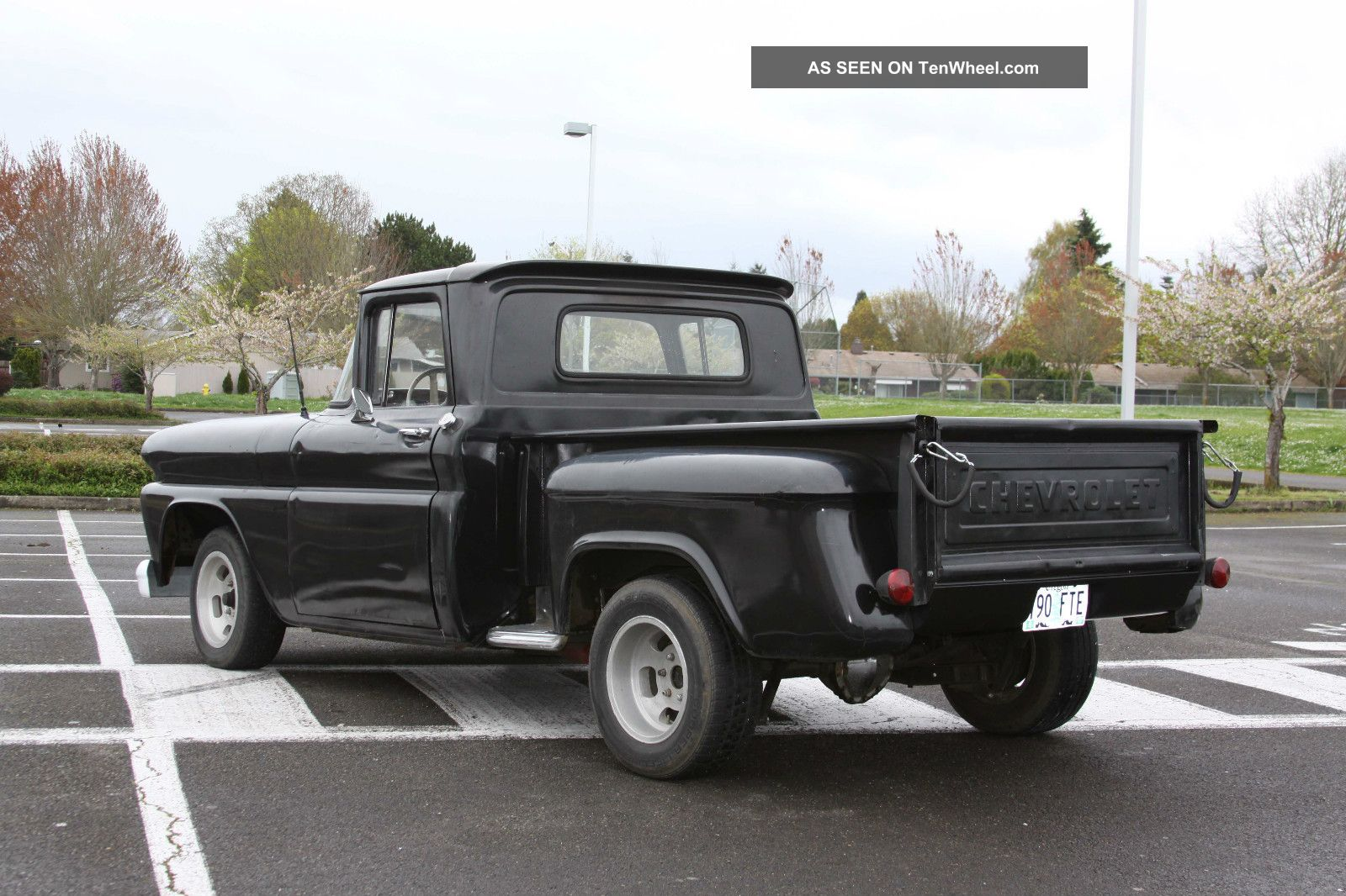 1961 Chevy Apache Lookup Beforebuying Chevrolet Pick Up Pickup Truck