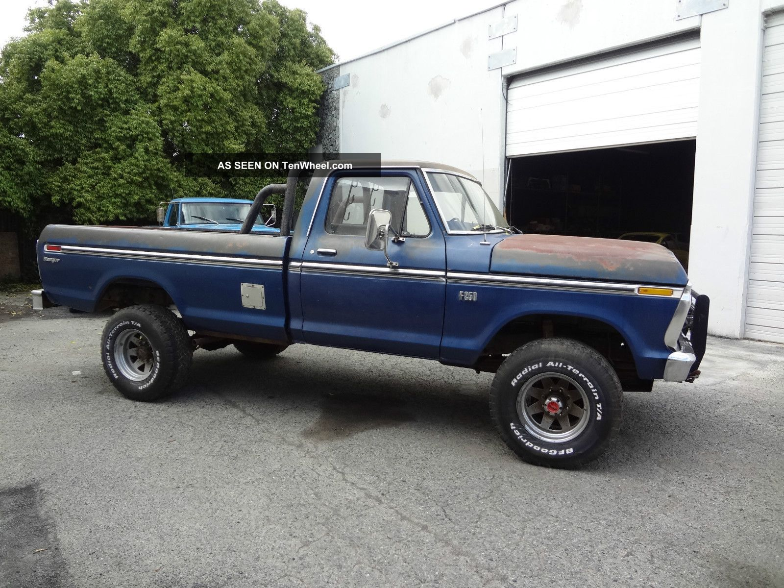 Related Pictures 1976 ford f250 4x4 76 highboy