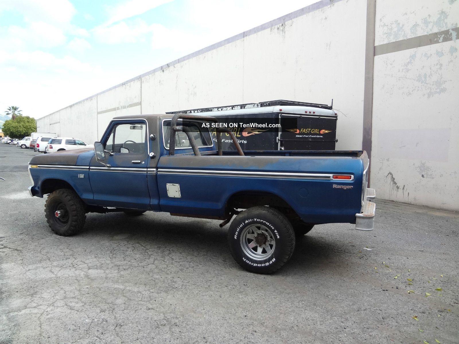 Ford 1976 F250 Highboy Craigslist | Autos Post