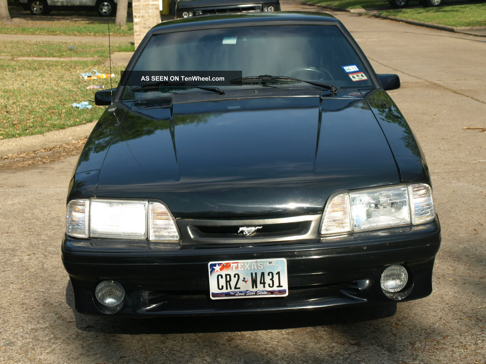 Ford Mustang Gt Hatchback Door L Lgw
