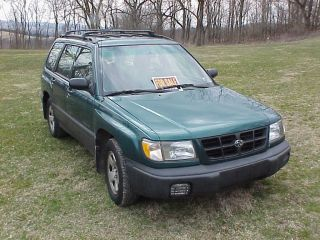 2000 Subaru Forester,  Automatic,  Many Power Opitions,  Awd,  212k photo