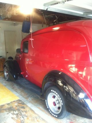 1938 Ford Panel Truck photo
