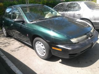 1996 Saturn Sl1 Base Sedan 4 - Door 1.  9l - Read Listing photo