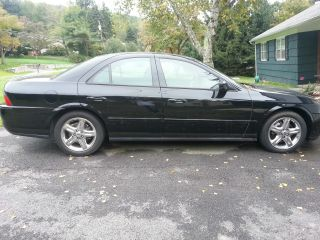 2003 Lincoln Ls Lse Sedan 4 - Door 3.  9l photo