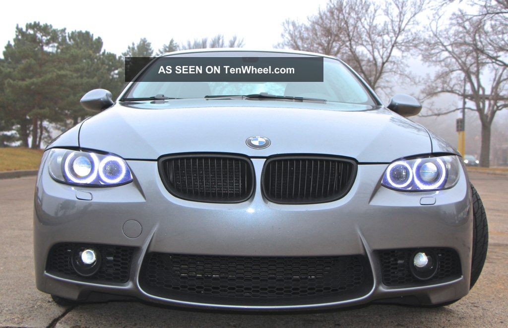 2009 bmw 3 series 328i xdrive awd xi coupe m3 bumper. Black Bedroom Furniture Sets. Home Design Ideas