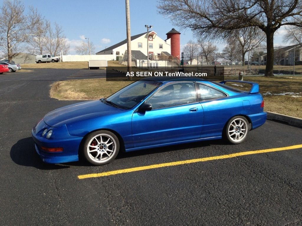 Perfect Acura Integra Gs R With Tasteful Mods Lgw on 1994 Acura Integra Manual
