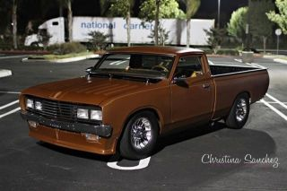 1973 Custom Datsun 620 Pick Up photo